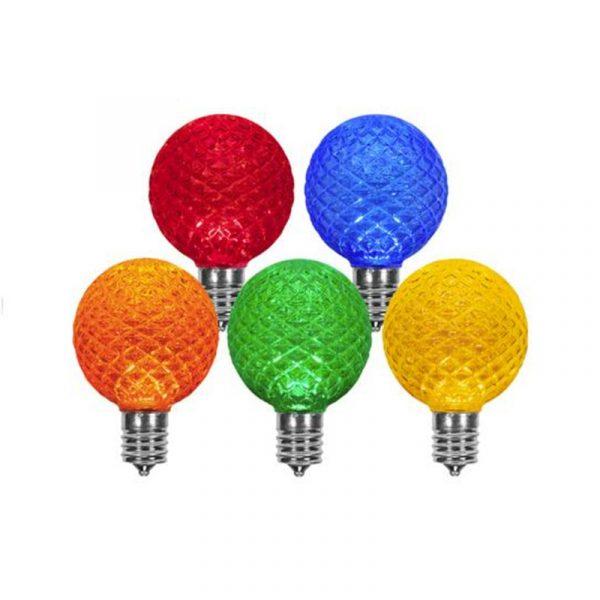 Globe Facted LED light bulb01