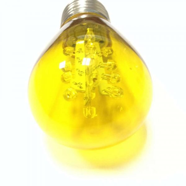 S14 LED LAMP YELLOW
