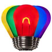 retro colored S14 Bulbs