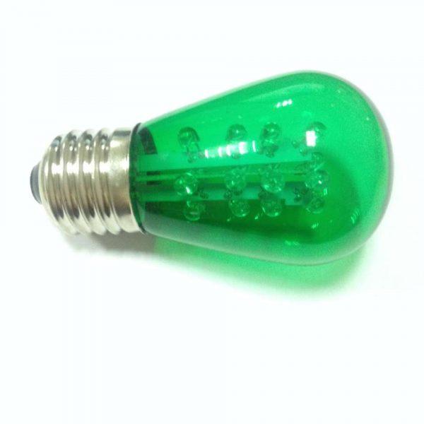 S14 16LED green