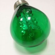 S14 LED LIGTHS GREEN